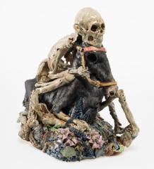 Carolein-Smit---Apocalyptysche-ruiter-2013,-hoogte-53cm
