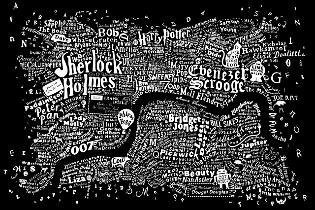 Literary London Central Black_640