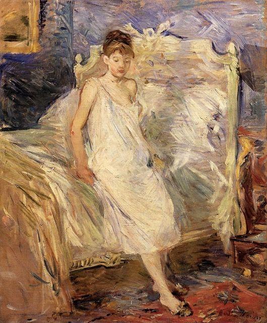 Morisot_lever