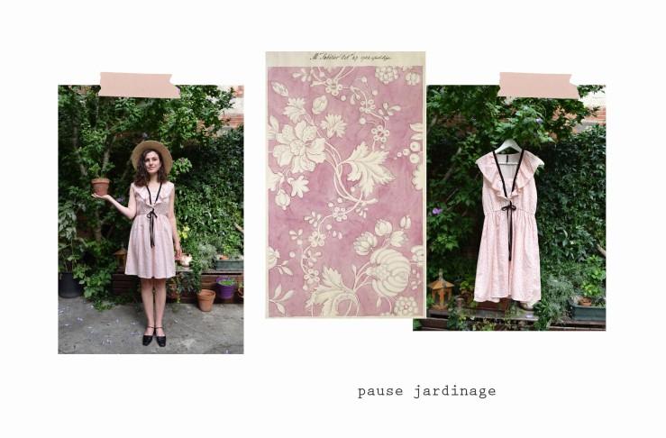8.pink saylor dress